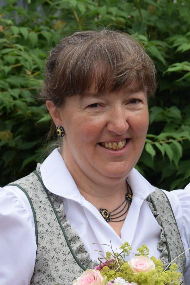 Christine Weiß - Goldhaubengruppe Pichl bei Wels